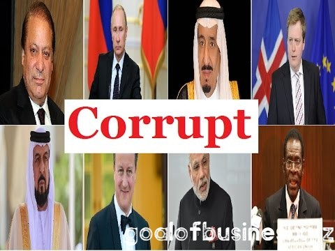 Corrupt Prime Minister in the World